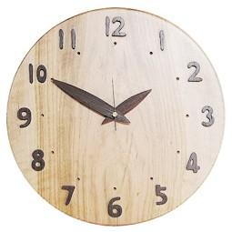 木製掛け時計 人気