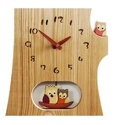 木製掛け時計 おすすめ