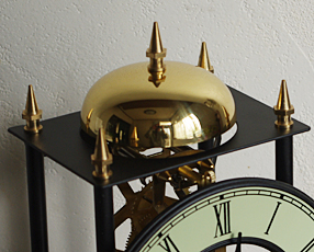 ドイツ AMS(エイエムエス) 社製 機械式置き時計 1180(AMS1180)