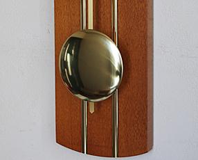 ドイツ AMS(エイエムエス) 社製 木製振り子時計 5132-9(AMS5132-9)