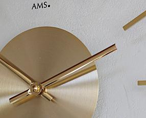 ドイツ AMS(エイエムエス) 社製 掛け時計 9319(AMS9319)