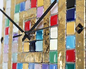 Sebino Arte ガラス時計 GO07R34 (YM-GO07R34)