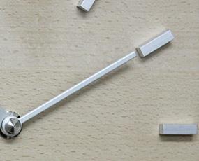 電波掛け時計(V-0005)