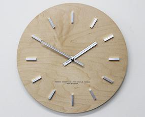 木製掛け時計(V-0010)