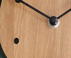木製振り子時計「動物シリーズ」 (IFCL-95)
