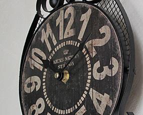 アイアン振り子時計「ふくろう」 (IG-312)
