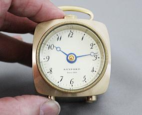 KEYFORDグラブテーブルウォッチ、置き時計 (KC-K010000)
