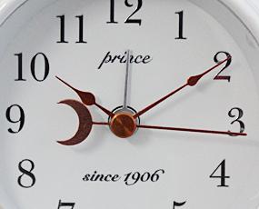 PRINCEビューグルアラーム、目覚し時計 (KC-P0)