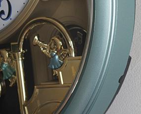 特価35%引き、CITIZEN (シチズン) 電波掛時計 パルミューズプレベールN