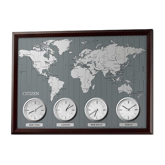 Clock world > 掛け時計 > CITIZEN ...