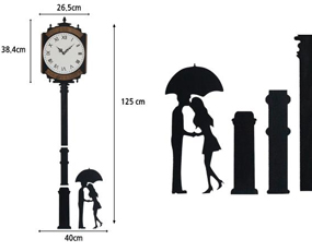 ドリームクロック「CLOCK TOWER」 (TO-tower)
