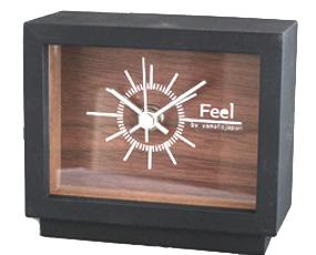 木製置き時計 「デスククロック」 (YK12-101)