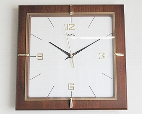 【期間限定32%OFF!】【 国内在庫 即納 】ドイツ AMS(アームス) 社製 時計 (AMS-W9434)