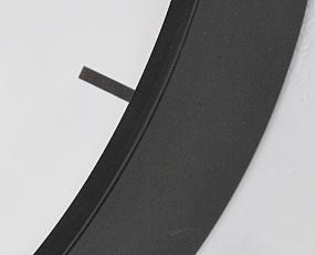 日本製 掛け時計 電波時計 木製 掛時計 アナログ (KA-km49RC)