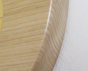 掛け時計 木製時計 ふくろう 置き時計 寄せ木 掛置兼用 「ふくろう」(PK-MK-1)