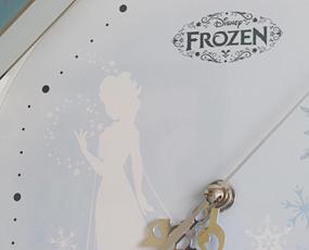 シチズン 振り子時計 電波時計 アナログ ディズニー キャラクター アナと雪の女王 (8MX405MC04) SALE在庫限り40%OFF