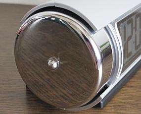 シチズン CITIZEN 置き時計 デジタル 電波時計 目覚まし時計「パルデジットバトル」(RY-8RZ085-019t)35%OFF 特価
