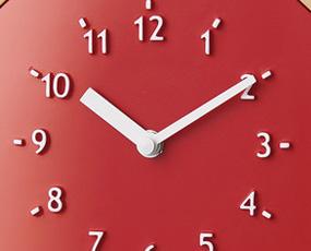 振り子時計 北欧 スイープムーブメント 掛け時計 ロヴィーネ 掛置兼用 (IF-CL2951)