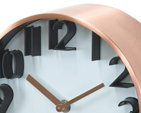 掛け時計 おしゃれ アナログ シンプル リビング TELR1060 (SP-1060)