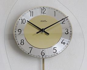 AMS ドイツ製 振り子時計 7150【期間限定30%OFF!】国内在庫 即納 (YM-AMS7150)