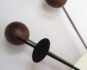ジョージ・ネルソン 掛け時計「ボールクロック」