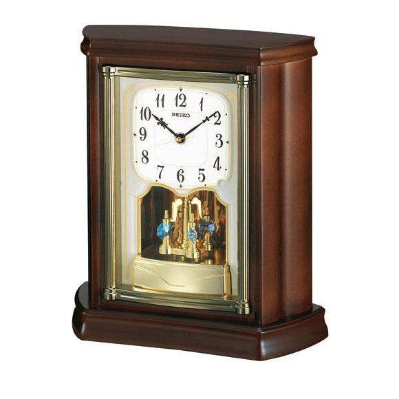 SEIKO(セイコー)置時計 木枠