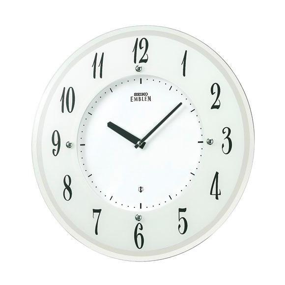 SEIKO(セイコー)EMBLEM 掛け時計