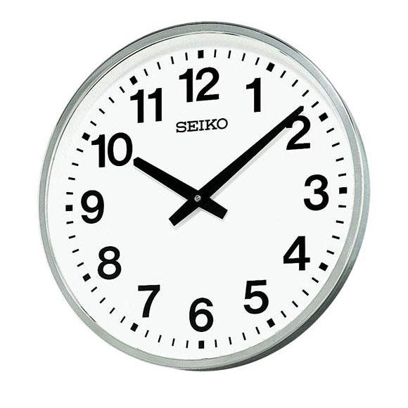 SEIKO(セイコー)掛け時計 オフィスタイプ(屋外・防雨型)