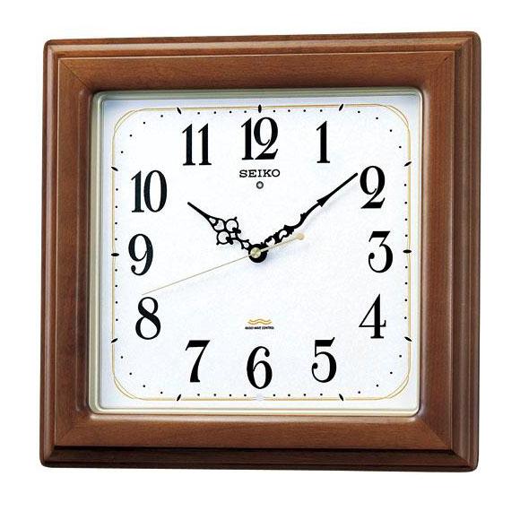 SEIKO(セイコー)掛け時計 スイープ 電波クロック