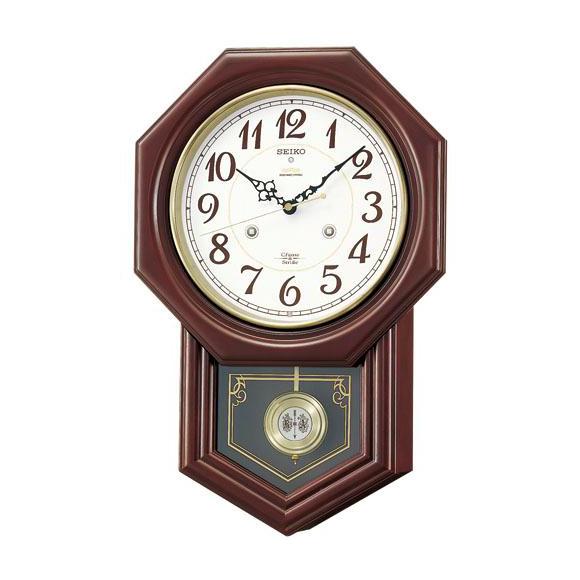 SEIKO(セイコー)掛け時計 報時 電波クロック