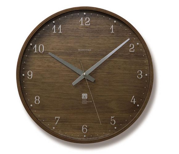 電波時計「ブラウニーL」