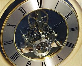 直輸入特価クリスタルガラス時計「アートシリーズHS2010NT」 (YM-HS2010NT)