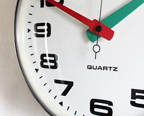 直輸入、メタル掛け時計Brixton 英国デザイン