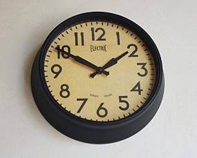 英国NEWGATEアンティークアイアン時計