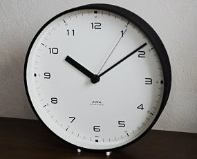 デザイン掛け時計「Urban clock(アーバン・クロック)」