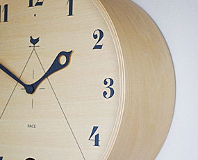 鳩時計「PACE(パーチェ)」日本製