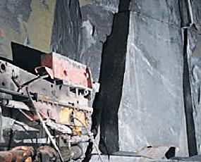 石の時計 Vaerst