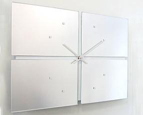 鏡の時計、ミラークロックW(V-070)