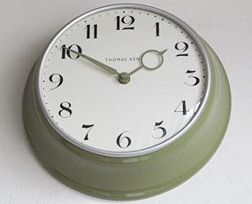 英国デザイン、トーマスケントのレトロ時計「キャバンディシュ」 (OP-KC0)