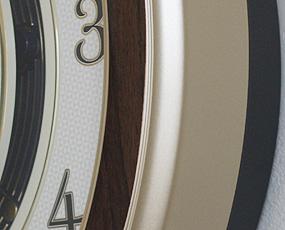 【 SALE在庫限り35%OFF 】CITIZEN (シチズン) からくり掛け時計M470N