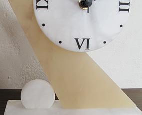 直輸入特価 アラバスター時計 11595 (SL-11595)