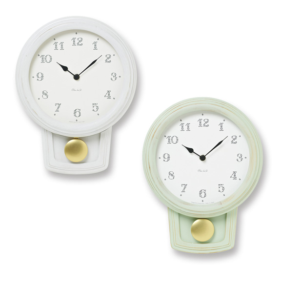 木製振り子時計「Pendule」(TL-PC11-22)