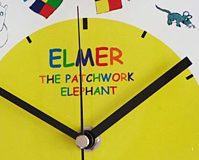 ぞうのエルマー子供用時計 (YP-ZC05001)