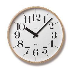 木製掛け時計「RIKI CLOCK」