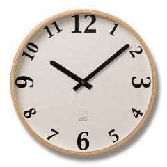 木製掛け時計「プライウッド」